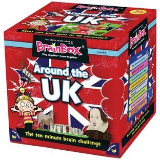 Brainbox around the UK