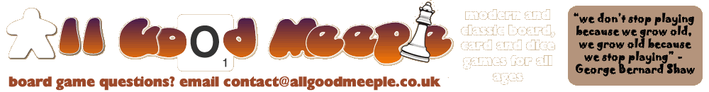 All Good Meeple – board game retailer