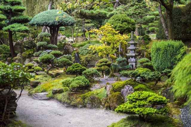 diseño y construccion de jardines orientales