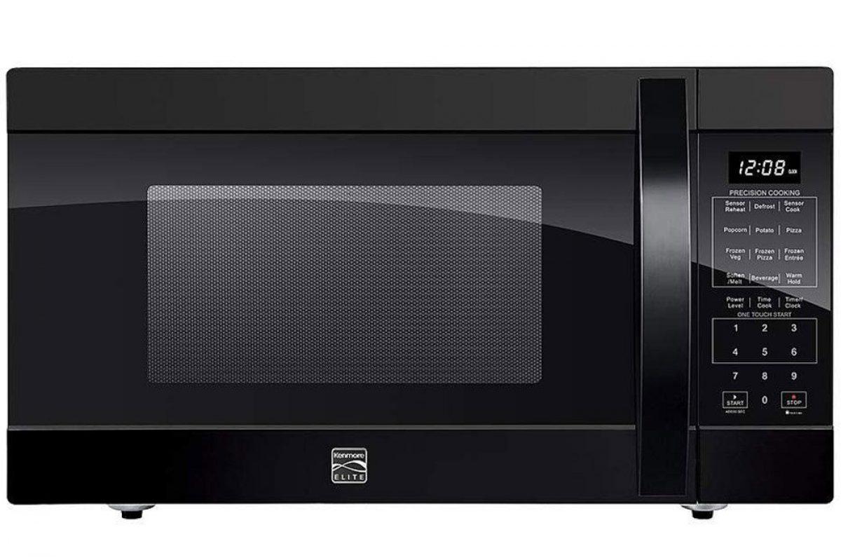 kenmore microwave oven elite 79393