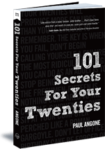 101 Secrets for your Twenties - Book Image
