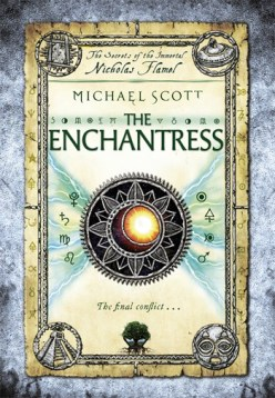 enchantress michael scott