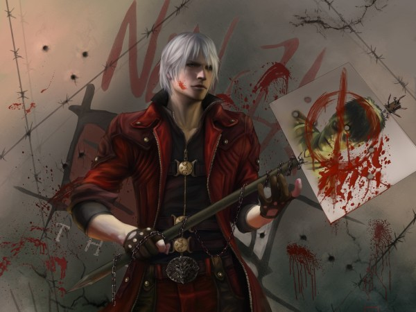 Devil May Cry HD Wallpapers High Quality - All HD Wallpapers