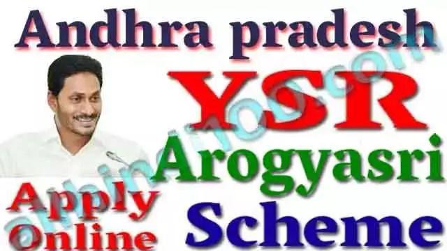 YSR Aarogyasri Scheme 2020-21 : Online Registration, Aarogyasri Card Download