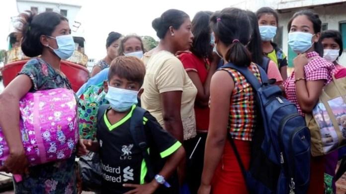 Myanmar: UN warns of intensified fighting in Rakhine state