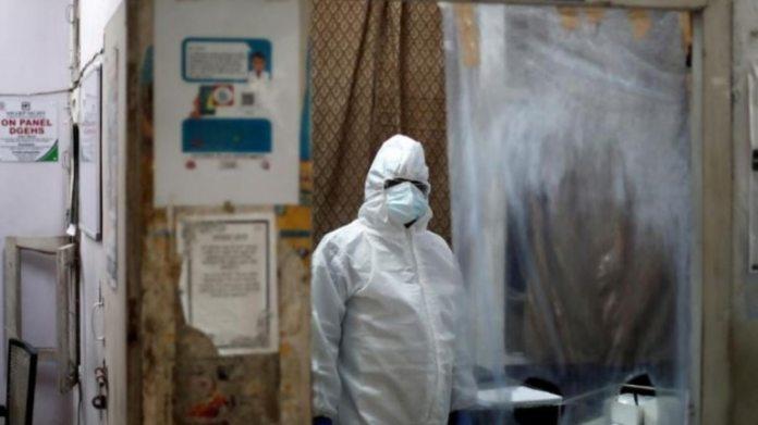 <pre>63,000 से अधिक मौतों के साथ ब्राजील 1.5 मिलियन कोरोनवायरस मामलों को पीछे छोड़ देता है