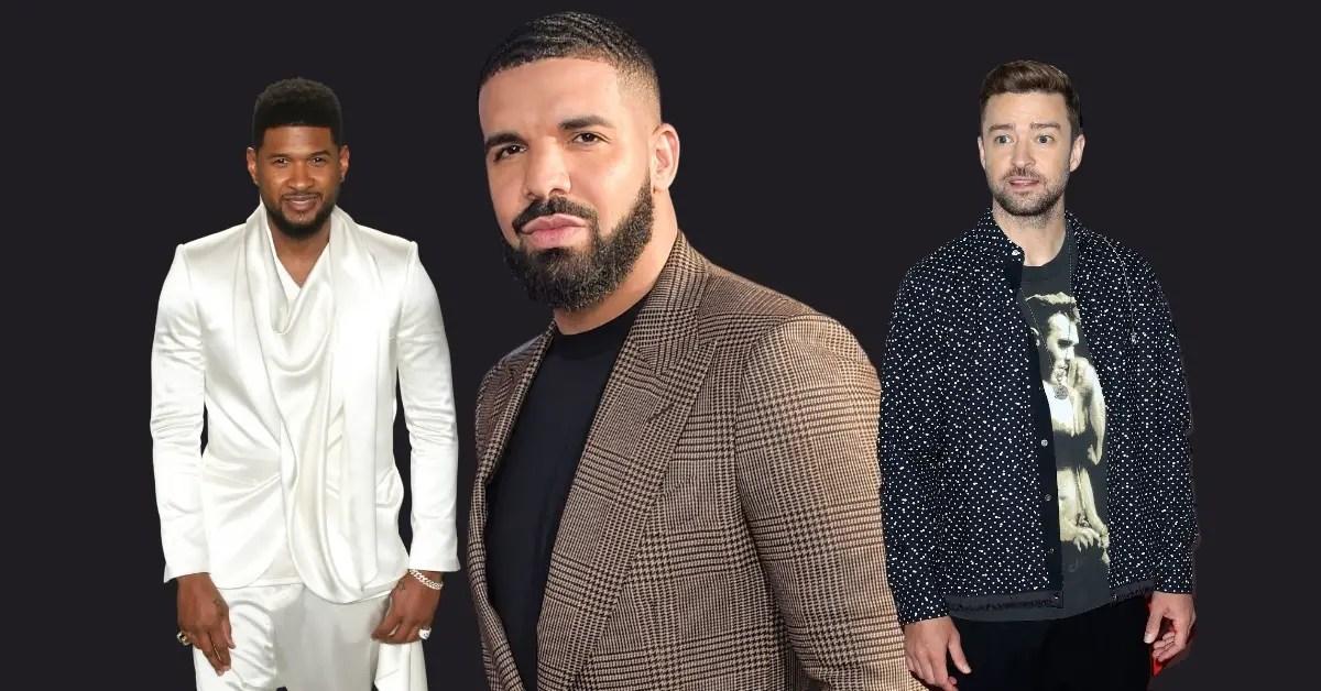 Drake Usher and Justin