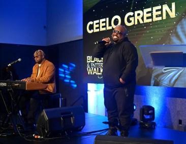 Black Music Walk of Fame Reception