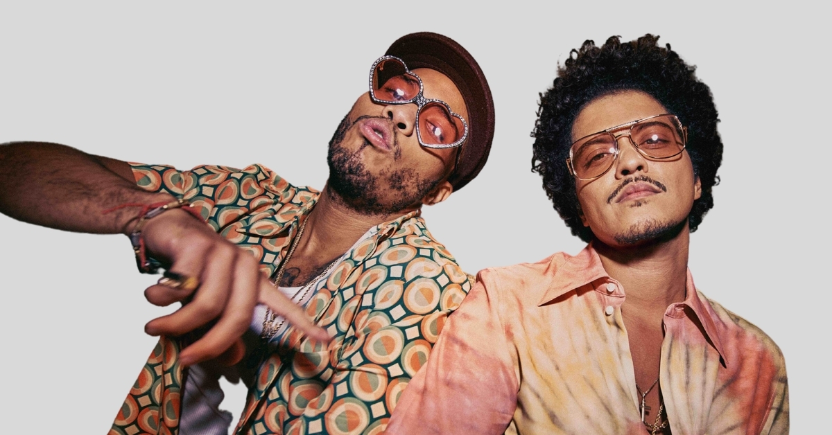 Anderson .Paak and Bruno Mars Campaign To Get Silk Sonic On Grammy Stage Works