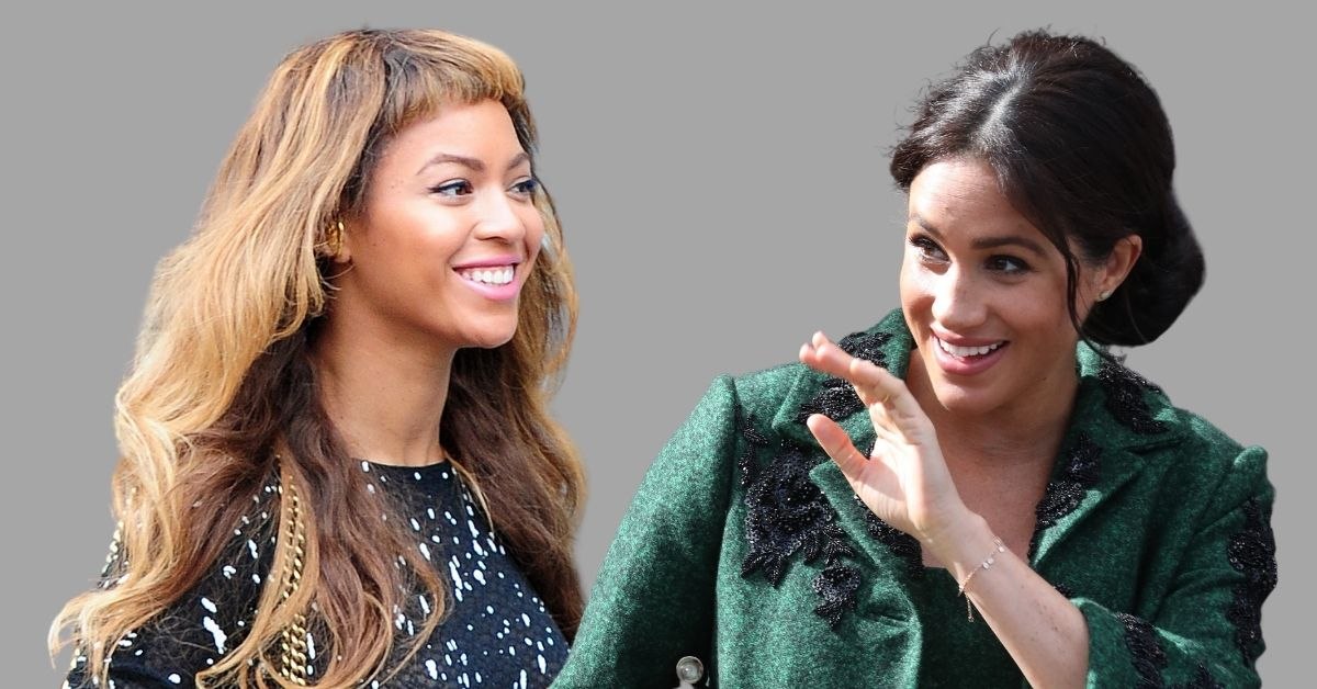 Beyonce Sends Supportive Message To Meghan Markle After She Revealed Royal Racism