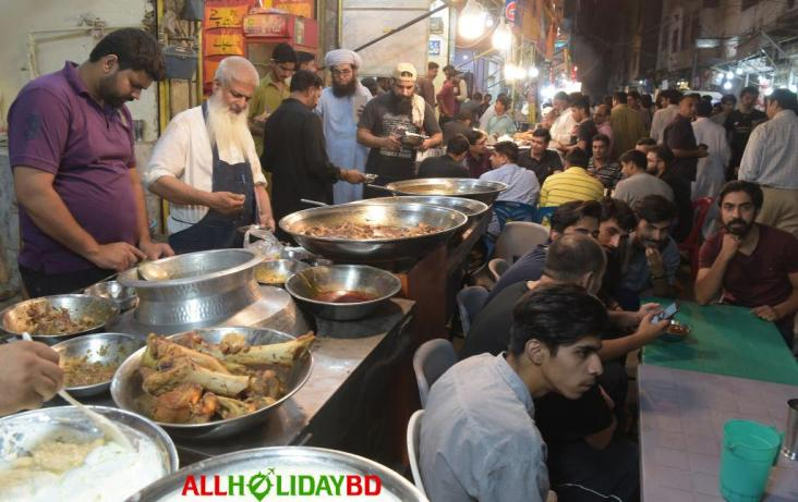 Ramadan sehri
