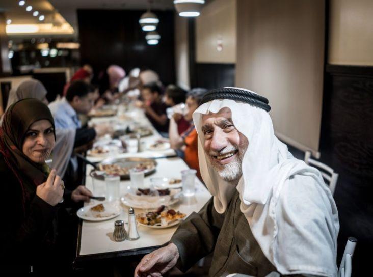 Ramadam Iftar Time USA
