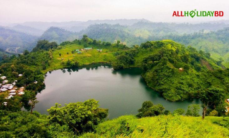 Boga Lake, Bandarban
