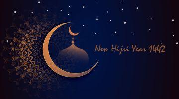 Hijri New Year 1442