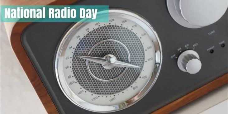 National Radio Day Wish Picture