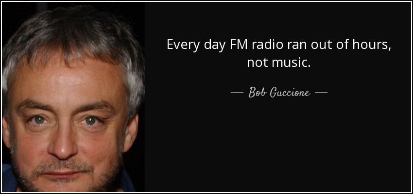 fm radio-Day Quotes