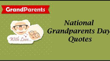 Grandparents Day 2019 Quotes