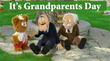 its Grandparents Day