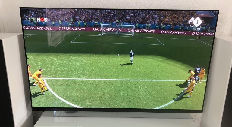 Our experience: Impressed by the World Cup in 4K UHD and HDR