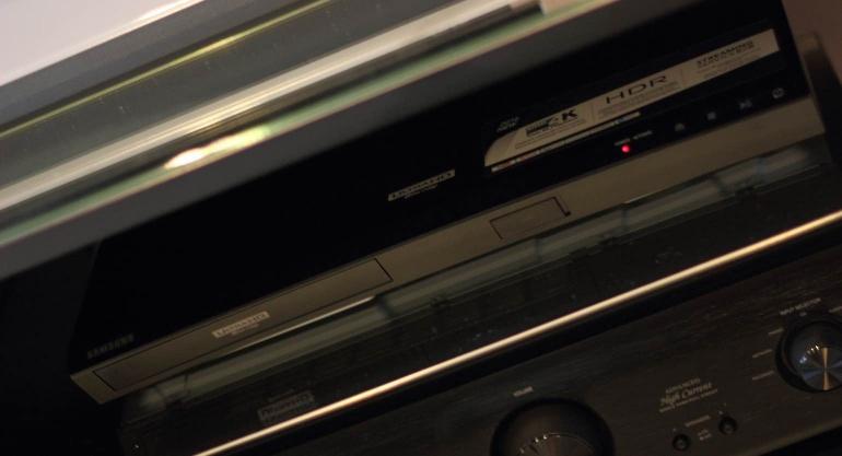 Samsung UBD-K8500 review