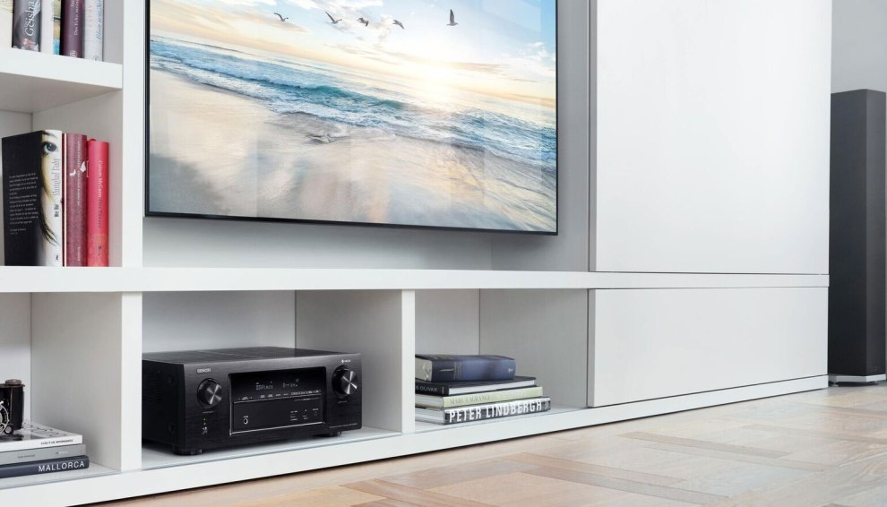 Review: Denon AVR-X2400H - with multiroom function HEOS