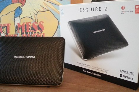 Harman Kardon Esquire 2