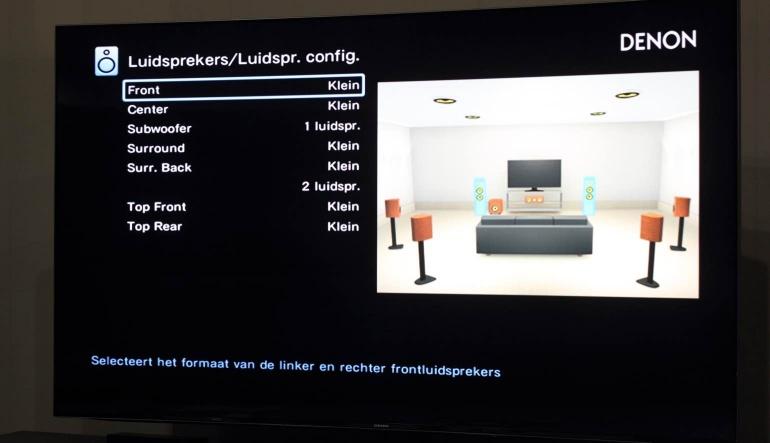denon-avr-x6300h review menu
