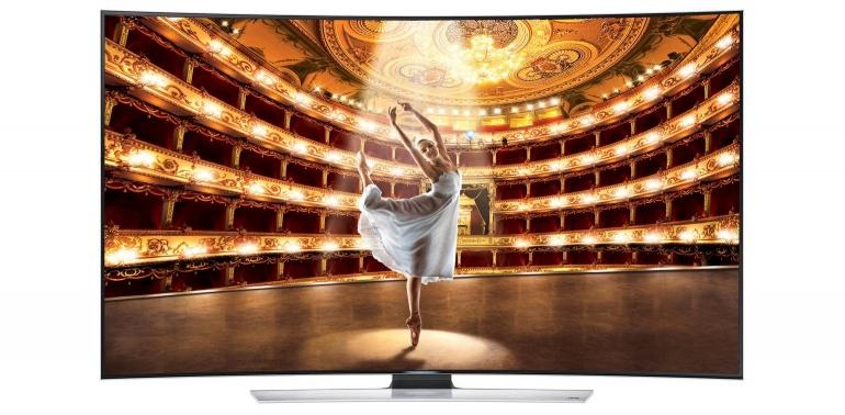 Samsung HU8500-UHD TV
