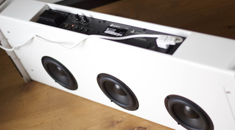 Raumfeld soundbar review-6