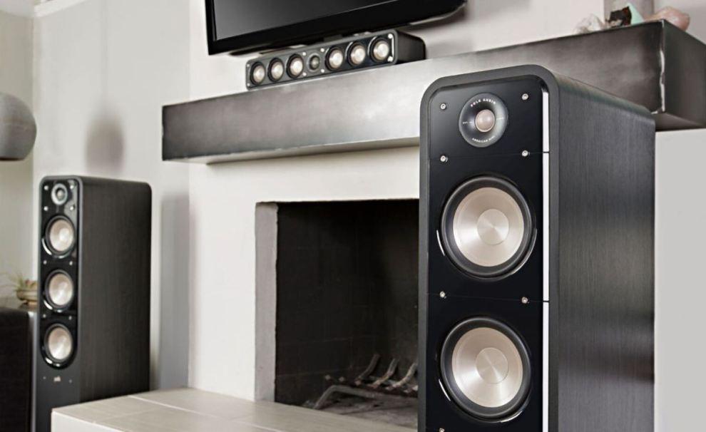 Polk Audio T Series And Signature Speakers
