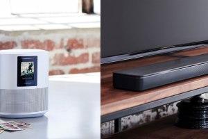 Bose Speaker and Soundbar