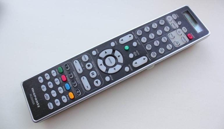 Marantz-SR7009-review-remote