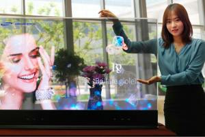 Samsung Window TV