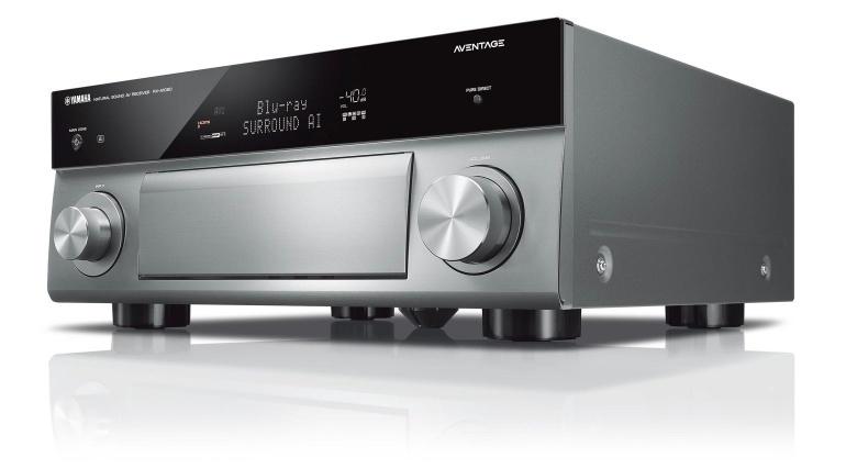 Review: Yamaha Aventage RX-A1080 AV Receiver