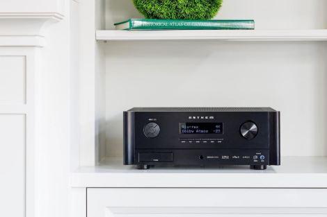 best AV receivers and amplifiers