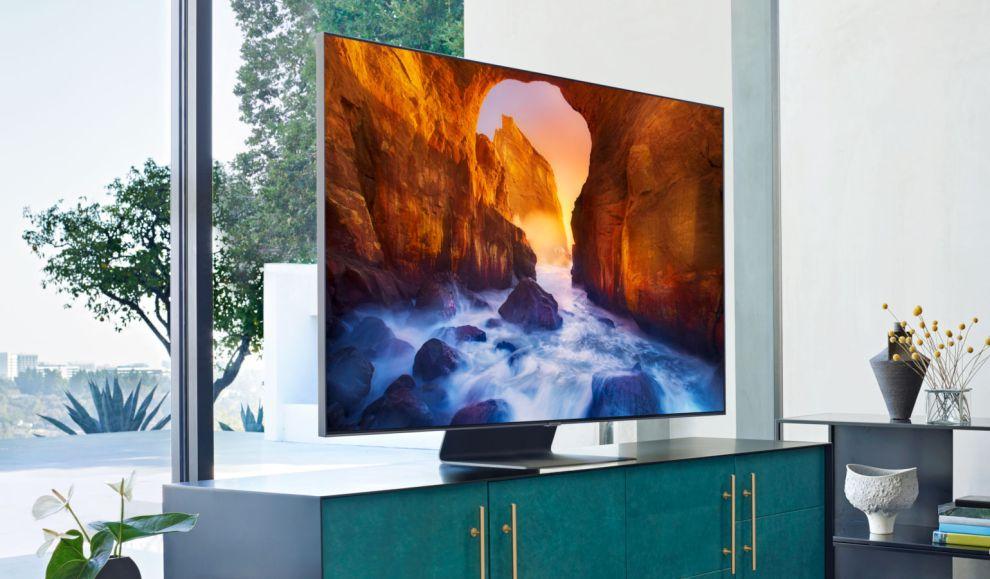 Review: Samsung QE65Q90R (Q90R series) Ultra HD QLED TV