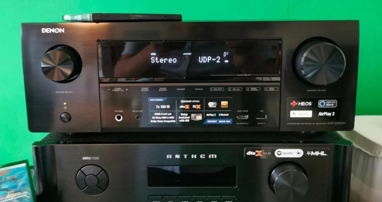 Review: Denon AVR-X2600H av receiver - an update for the