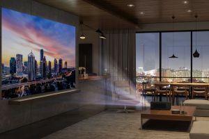 LG HU80KSW projector