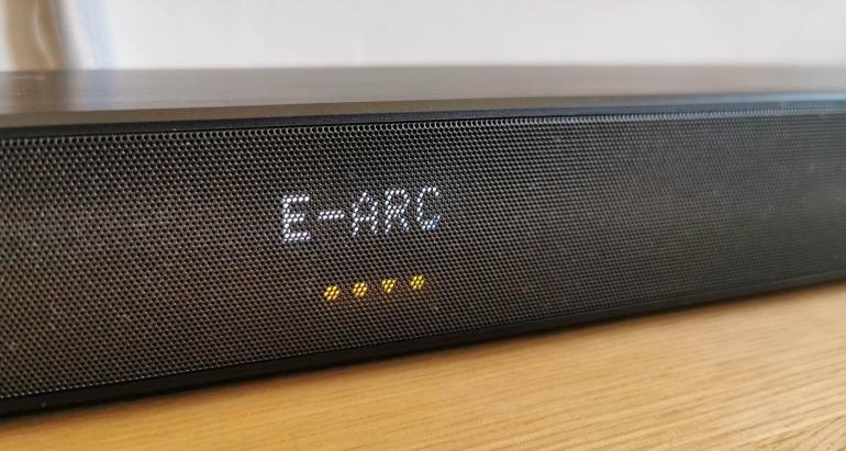 LG DSN8YG Soundbar review