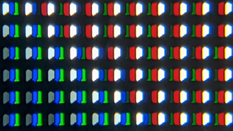 Panasonic TX-55HZW984 - Image quality