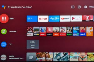 Sony releasing Android TV 9