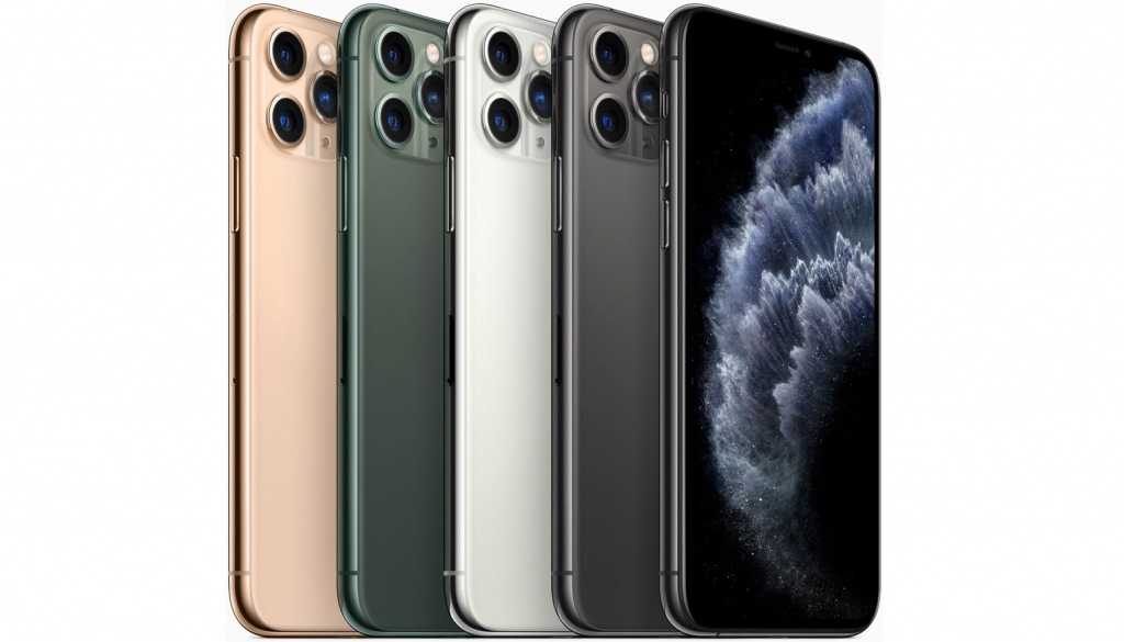 Apple announces Apple iPhone 11 Pro and iPhone 11 Pro Max