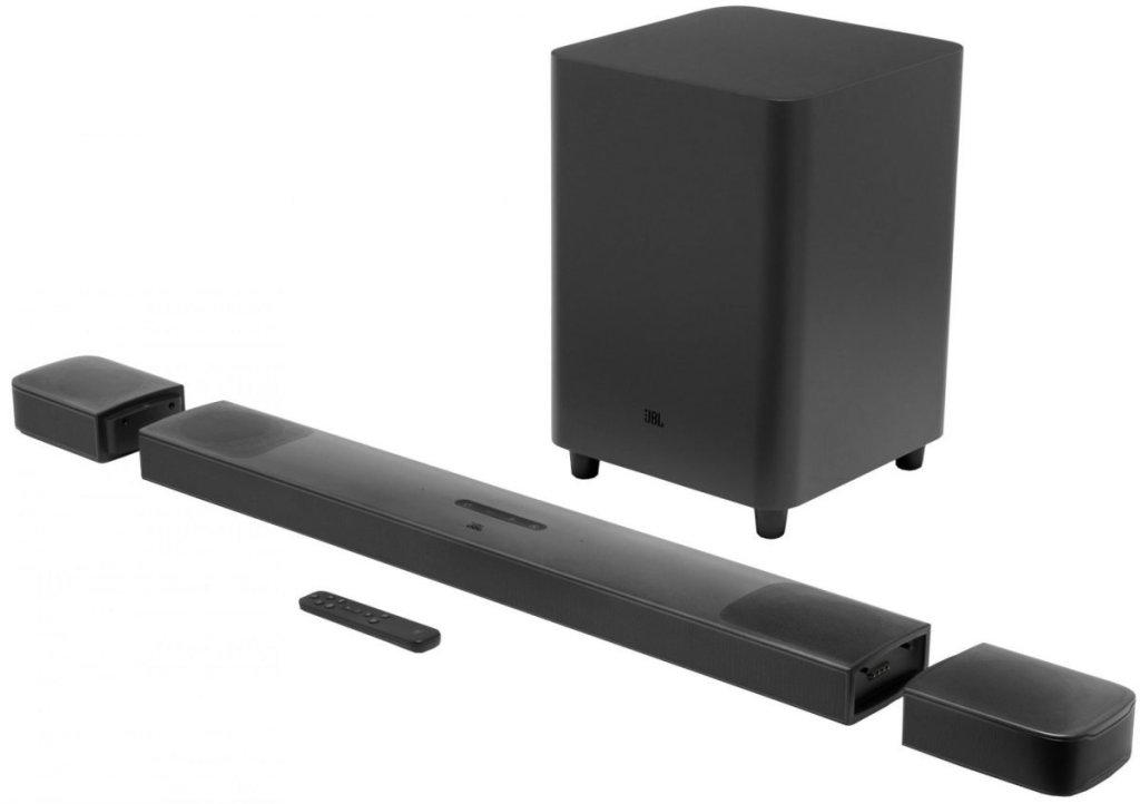4 Best Wireless Surround Systems of 2020 - JBL 9.1 Soundbar