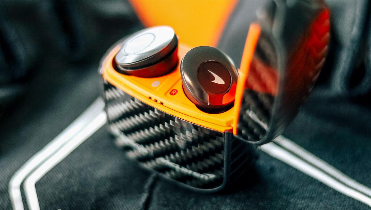 Klipsch T5 II True Wireless ANC - McLaren Edition