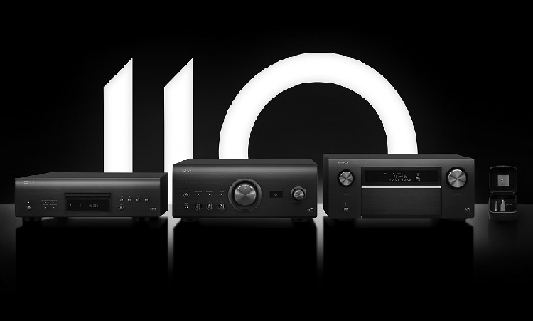 Review: DENON PMA-A110 AND DCD-A110 -