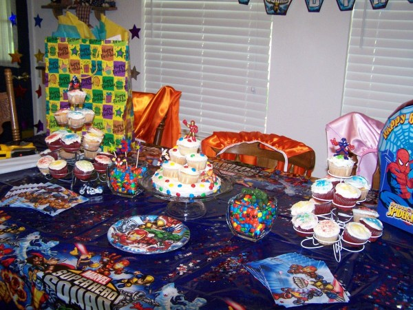 Decorations For Kids Birthday Party | Home Party Ideas