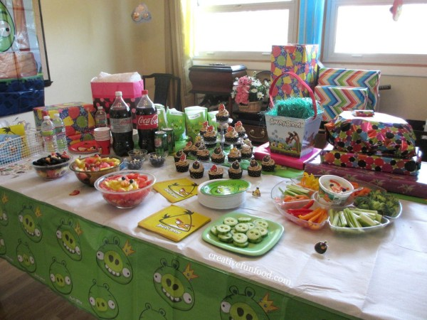 Kids Bday Party Food | Home Party Ideas