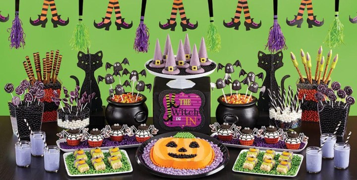 ideas for childrens halloween birthday party wallsviews co