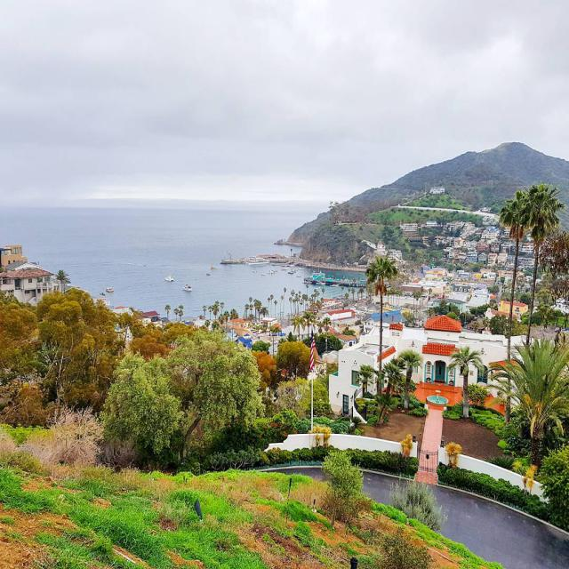 Why catalina island in california best romantic honeymoon for Honeymoon locations in california