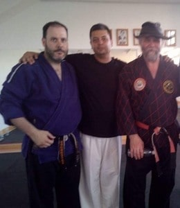 Kyusho Jitsu World Alliance Spain